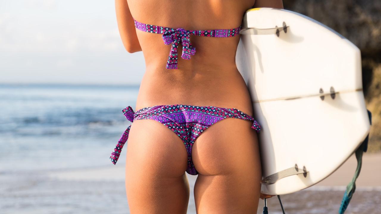 Girl On The Beach Wallpaper I Love Bikini Sexy Surf Billabong By Life Kitesurf Youtube