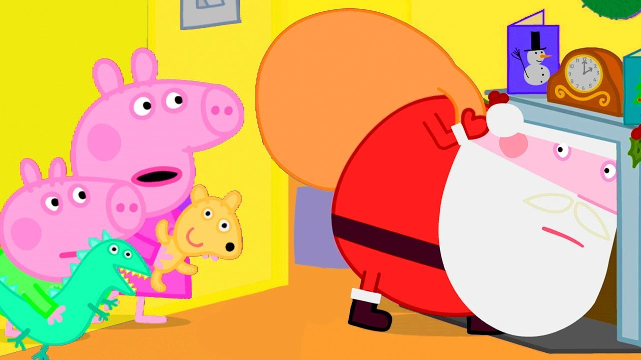 Download Peppa Pig Official Channel 🎅 Peppa's Christmas Special - Santa is Here!