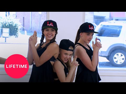 Dance Moms: Kendall's Trio vs. Nia's Trio (Season 6 Flashback) | Lifetime