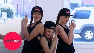 Dance Moms: Kendall's Trio vs. Nia's Trio (Season 6 Flashback) | Lifetime