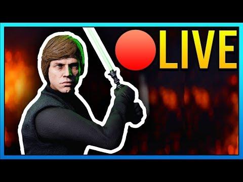 Star Wars Battlefront 2 LIVE - News Talk & More!
