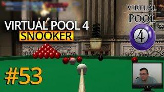 Virtual Pool 4 Snooker #53 | Mal255 vs Mad Max | Best of 3 Frames