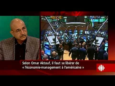 Gérald Fillion - Entrevue Omar Aktouf