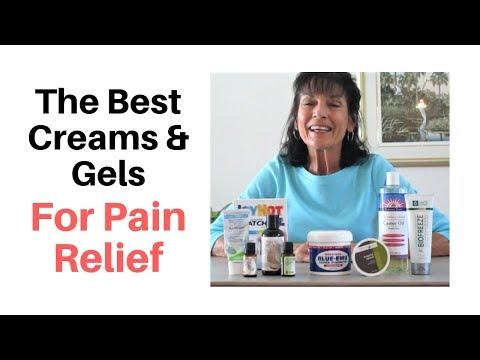 The Top 7 Pain Relief Creams