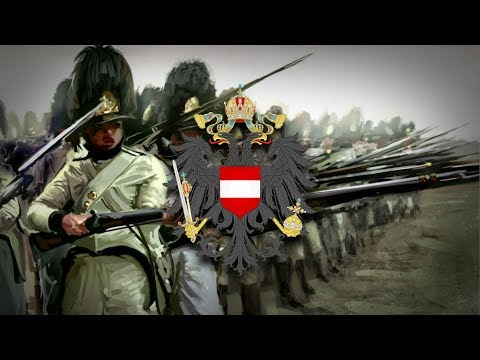 "Austrian Empire (1804–1867) Military March ""Under the Double Eagle March"""
