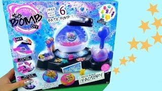 DIY So Bath Bomb Factory Playset Unbox