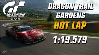 GT Sport Hot Lap // Nations Cup 2019/20 Ex. S3 Rd.7 (Gr.2) // Dragon Trail Gardens