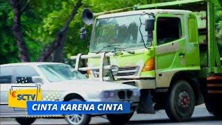 Download lagu ASTAGAA!!! Mobil Mirza Ditabrak Truck | Cinta Karena Cinta - Episode 81 dan 82