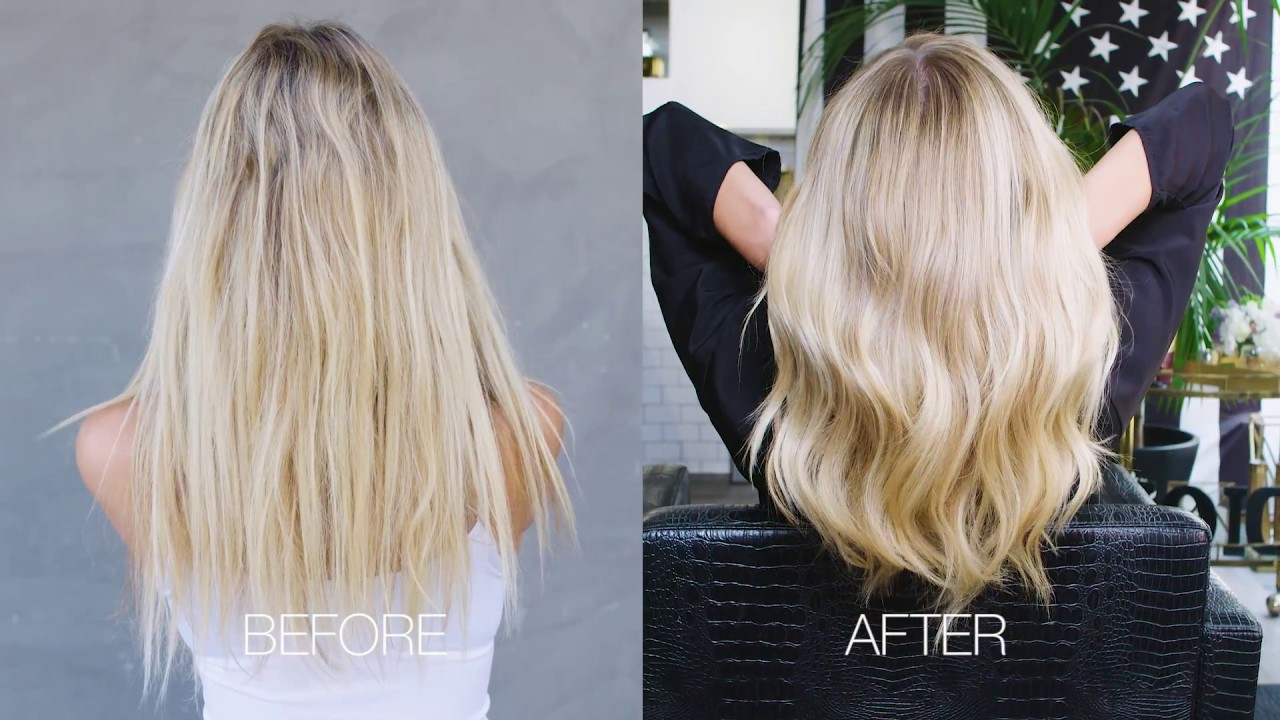 How To Keep Your Salon Hair Color More Than 89 Vibrant Youtube