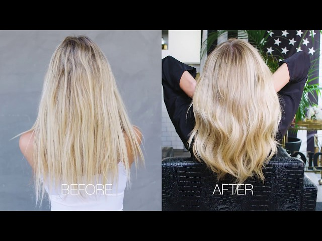 How-To Keep Your Salon Hair Color More Than 89% Vibrant