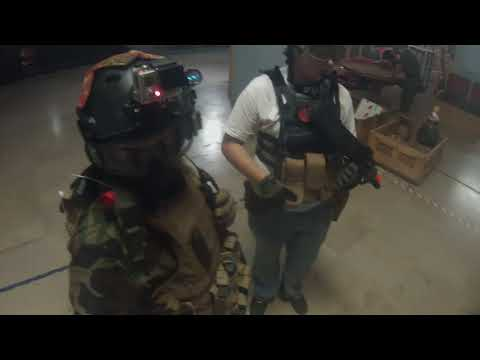 Tony's helmet cam on 9 17 17 at Airsoft Arena Milwaukee, WI TTT round 1 Detective