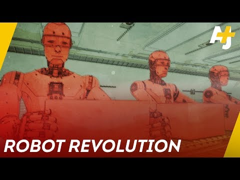 Robots And AI: The Future Is Automated And Every Job Is At R