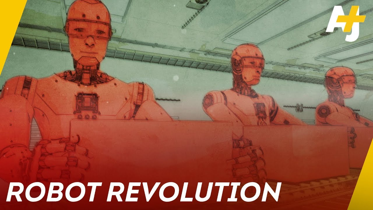Robots And AI: The Future Is Automated And Every Job Is At Risk  [Automation, Pt  1]   AJ+ Docs