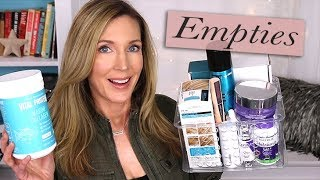 Empties March 2019 | Hair Color, Body Lotion, Skin Care