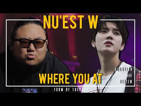 Producer Reacts to NU'EST W