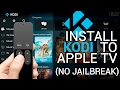 Install Kodi to Apple TV 4 Without Jailbreak
