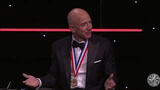 2019 Living Legends of Aviation Awards -  Jeff Bezos Fireside Chat