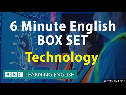 6 Minute English - Internet and Technology Mega Class! One Hour of New Vocabulary!