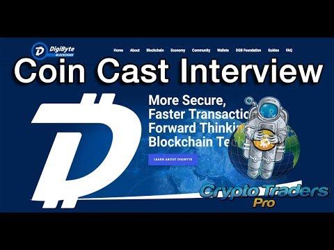 Coin Cast - Episode 5 - DigiByte Foundations Josiah Spackman