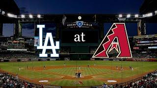 ARI Franchise - Game 30 - LAD @ ARI - MLB The Show 18