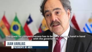 Video institucional de ADEX