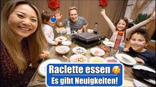 Raclette essen 😋 Mein neuer Job: Moderatorin | Filmabend mit Justus | Zeit als Ehepaar | Mamiseelen