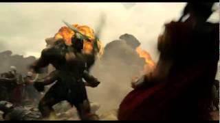 Fúria de Titãs 2 - Trailer Legendado - Comercial de TV - Filme 2012  (Wrath of the Titans)