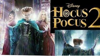 Hocus Pocus 2 (2022) News