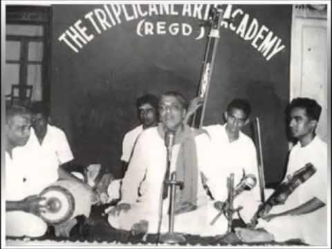 M.D Ramanathan-ManasaGuruGuha-Anandabhairavi