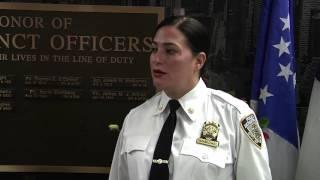Μια Ελληνίδα Αξιωματικός στο NYPD