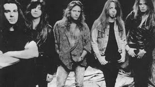 Skid Row - 18 and life (Lyrics Video) HQ
