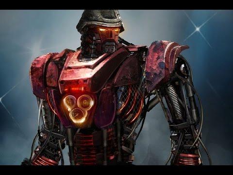Живая Сталь(Real Steel) часть 2(Все уровни)