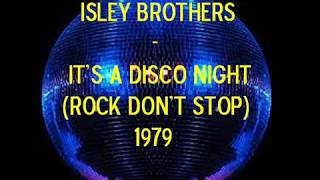Isley Brothers    It