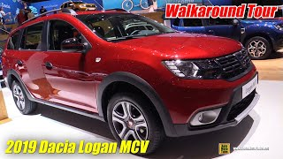 2019 Dacia Logan MCV - Exterior and Interior Walkaround - 2019 Geneva Motor Show