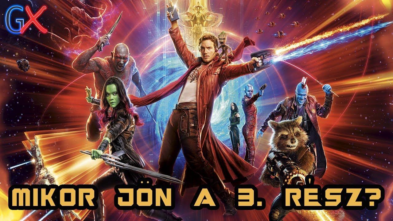 Az Elatkozott Marvel Film A Galaxis Orzoi Vol 3 Youtube
