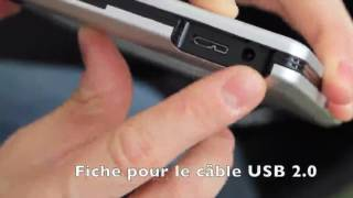 Excellent Graveur CD DVD Lecteur Bluray externe USB