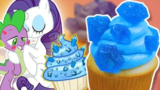 SAPPHIRE CUPCAKE from My Little Pony! Friendship IS Magic... and delicious.