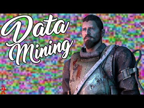 Data Mining in Zombies...
