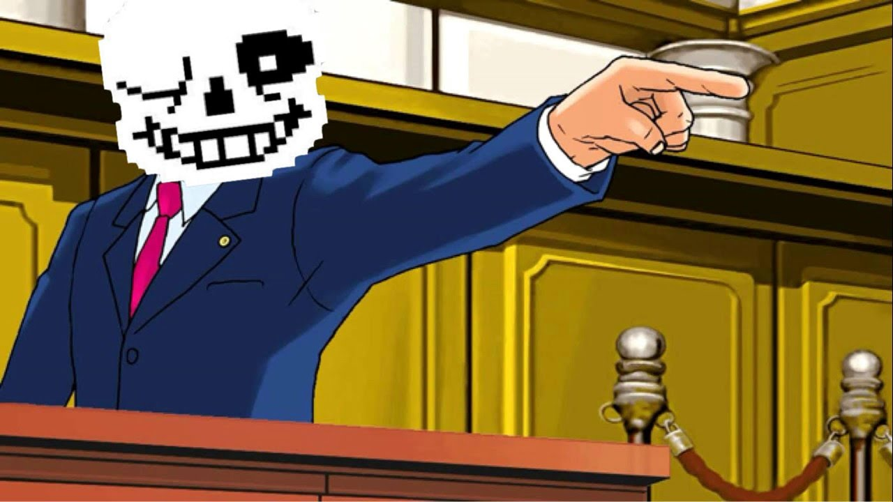 Megaloattornia - A Remix Of Megalovania With Ace Attorney Soundfonts