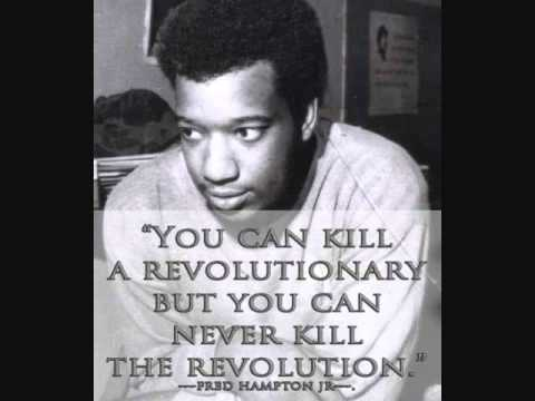 Fred Hampton Die High Off The People Youtube