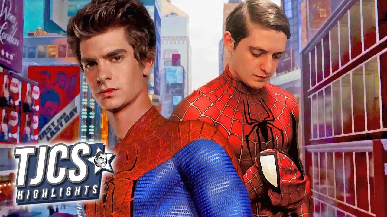 Maguire And Garfield In Spider-Man 3: Hot Mess Or Great Idea