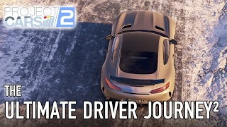 Project CARS 2 - PC/PS4/XB1 - The Ultimate Driver Journey² (Announcement Trailer 4K)