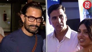 Aamir Khan's New House | Akshay Kumar Says No To Special Screening For Prees & Critics