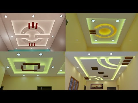Modern false ceiling designs | Latest False ceiling designs for living room | Bedroom gypsum ceiling