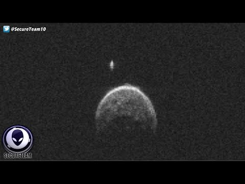 70 Meter UFO Found Orbiting Asteroid Near Earth! NASA Coverup?