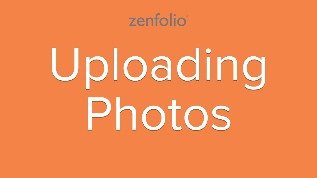 How to upload your photos - learn how to create a new gallery and upload  your photos