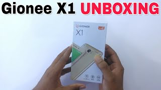 Hindi - Gionee X1 UNBOXING amp First Look Should You Buy It My Opinion
