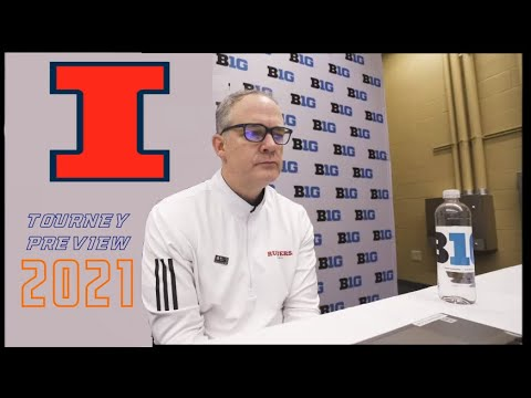 Steve Pikiell previews Illini BTT 2021