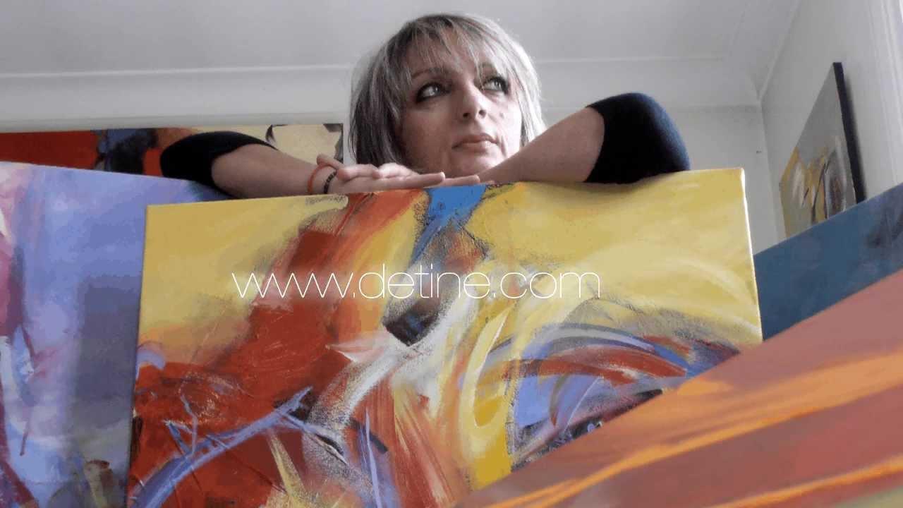 Artiste Peintre Contemporain Toulouse artiste peintre detine (artiste peintre)