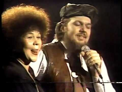 Etta James & Doctor John : I d Rather Go Blind  (Live on Sound Stage 1982)